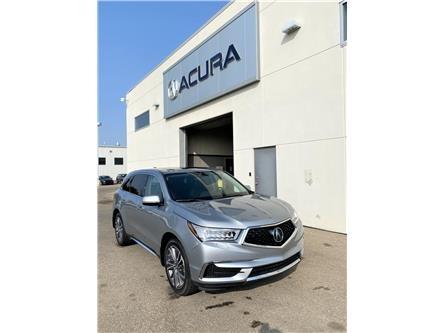 2019 Acura MDX Tech (Stk: PW0185) in Red Deer - Image 1 of 22