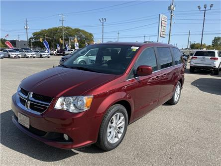 2020 Dodge Grand Caravan Premium Plus (Stk: N04581) in Chatham - Image 1 of 15
