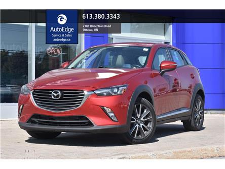 2017 Mazda CX-3 GT (Stk: A0331) in Ottawa - Image 1 of 30