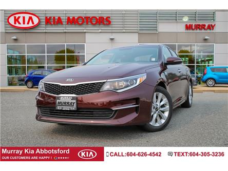 2016 Kia Optima LX (Stk: SR09612B) in Abbotsford - Image 1 of 22