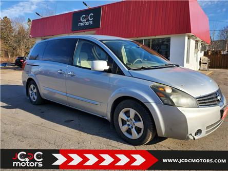 2007 Nissan Quest 3.5 S (Stk: ) in Cobourg - Image 1 of 17