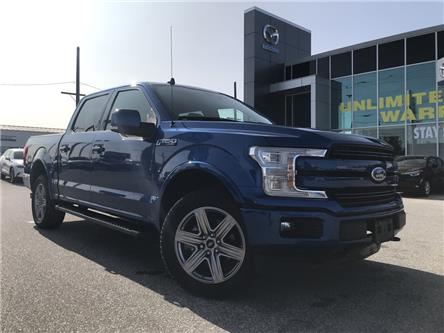 2018 Ford F-150 Lariat (Stk: UM2462) in Chatham - Image 1 of 27