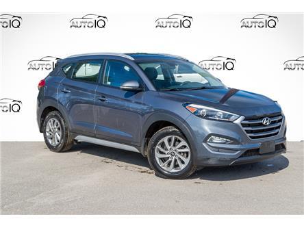 2018 Hyundai Tucson  (Stk: 27722U) in Barrie - Image 1 of 8