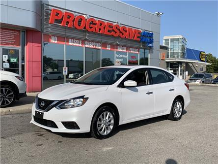 2019 Nissan Sentra 1.8 S (Stk: KY210371) in Sarnia - Image 1 of 27