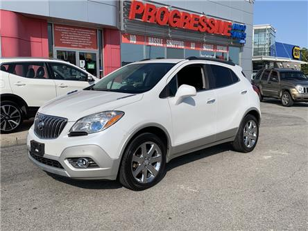 2013 Buick Encore Premium (Stk: DB106887) in Sarnia - Image 1 of 24