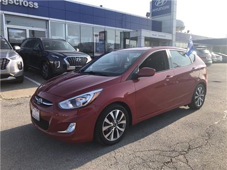 2017 Hyundai Accent SE (Stk: 30185A) in Scarborough - Image 1 of 18
