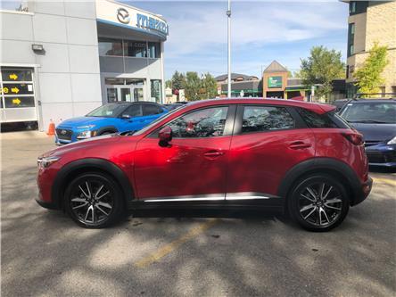 2016 Mazda CX-3 GT (Stk: NT3195) in Calgary - Image 1 of 18