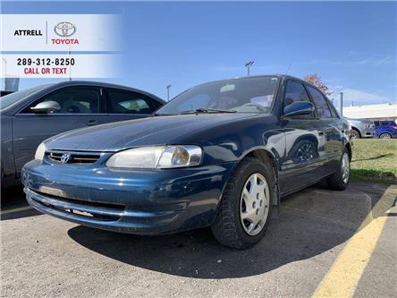 2000 Toyota Corolla LE POWER GROUP, CRUISE, TINTED WINDOWS, ABS (Stk: 47880B) in Brampton - Image 1 of 4