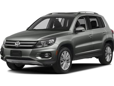 2017 Volkswagen Tiguan Highline (Stk: VU1064) in Sarnia - Image 1 of 4