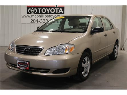 2006 Toyota Corolla  (Stk: B10930) in Winnipeg - Image 1 of 22