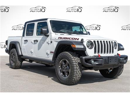 2021 Jeep Gladiator Rubicon (Stk: 44099) in Innisfil - Image 1 of 27