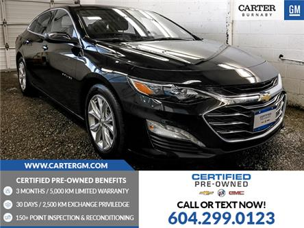 2019 Chevrolet Malibu LT (Stk: P9-62241) in Burnaby - Image 1 of 24