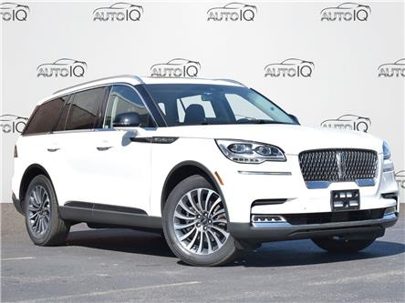 2020 Lincoln Aviator Reserve (Stk: AB693) in Waterloo - Image 1 of 17