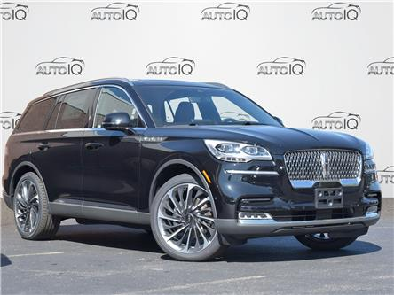 2020 Lincoln Aviator Reserve (Stk: AB694) in Waterloo - Image 1 of 17