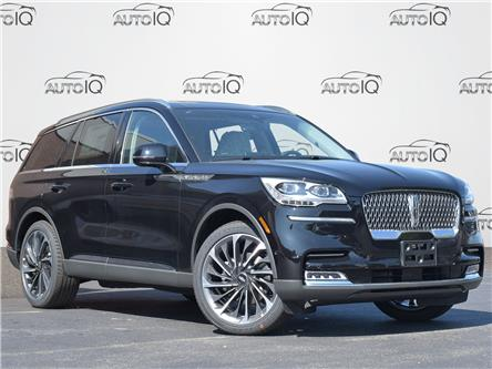 2020 Lincoln Aviator Reserve (Stk: AB903) in Waterloo - Image 1 of 15