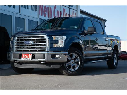 2015 Ford F-150  (Stk: 20821) in Chatham - Image 1 of 23
