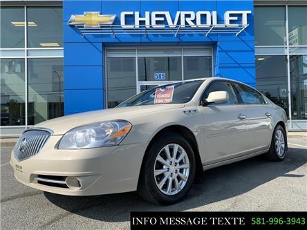 2010 Buick Lucerne CX (Stk: 20330A) in Ste-Marie - Image 1 of 18