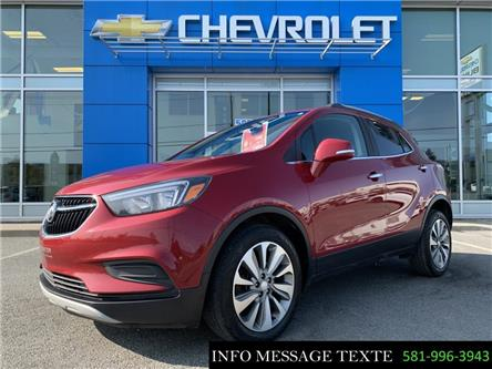 2017 Buick Encore Preferred (Stk: X8319) in Ste-Marie - Image 1 of 29