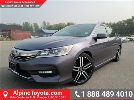 2017 Honda Accord Sport (Stk: X240002A) in Cranbrook - Image 1 of 23