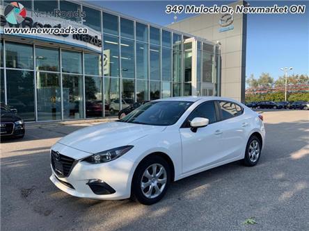 2016 Mazda Mazda3 GX (Stk: 14537) in Newmarket - Image 1 of 21