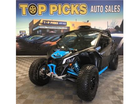 2019 Can-Am Maverick X3 2019 Can-Am Maverick X3 (Stk: 000070) in NORTH BAY - Image 1 of 19