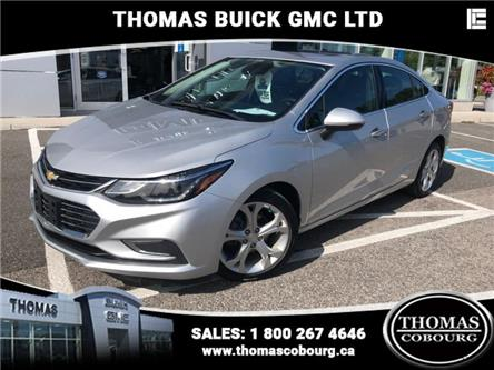 2016 Chevrolet Cruze Premier Auto (Stk: UC01579) in Cobourg - Image 1 of 25
