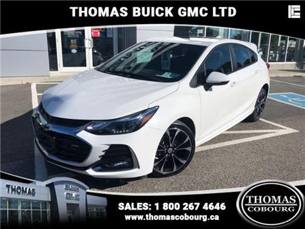 2019 Chevrolet Cruze Premier (Stk: UC24213) in Cobourg - Image 1 of 26