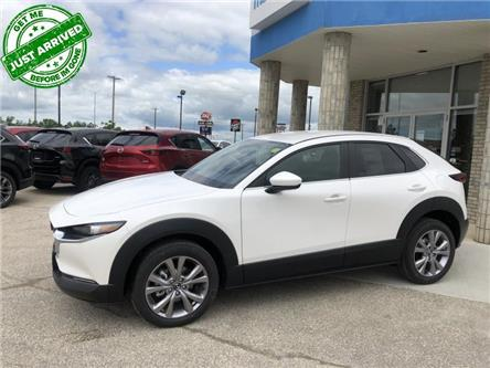 2021 Mazda CX-30 GS (Stk: M21011) in Steinbach - Image 1 of 18