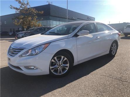 2012 Hyundai Sonata Limited (Stk: 4350) in Brampton - Image 1 of 16