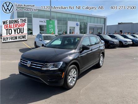 2020 Volkswagen Tiguan Trendline (Stk: 3585) in Calgary - Image 1 of 27