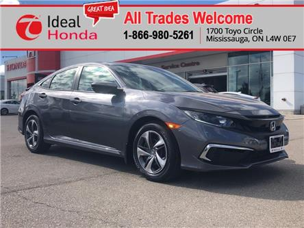 2020 Honda Civic LX (Stk: I201126A) in Mississauga - Image 1 of 21