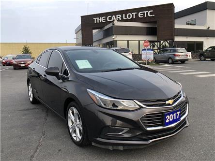 2017 Chevrolet Cruze Premier Auto (Stk: 20461) in Sudbury - Image 1 of 23