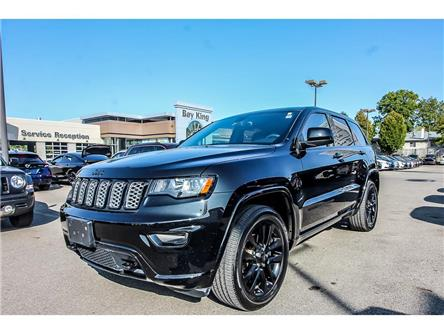 2017 Jeep Grand Cherokee Laredo (Stk: 207625A) in Hamilton - Image 1 of 28
