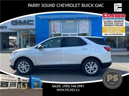 2020 Chevrolet Equinox LT (Stk: 20-206) in Parry Sound - Image 1 of 20