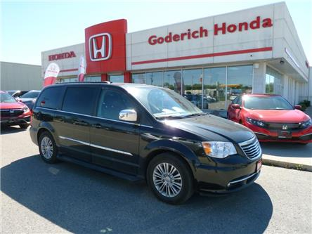2016 Chrysler Town & Country Touring-L (Stk: U11520) in Goderich - Image 1 of 9