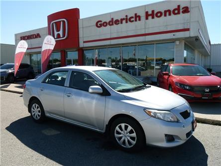 2010 Toyota Corolla CE (Stk: U11620) in Goderich - Image 1 of 9