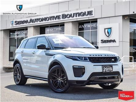 2019 Land Rover Range Rover Evoque HSE DYNAMIC (Stk: P1330) in Aurora - Image 1 of 27