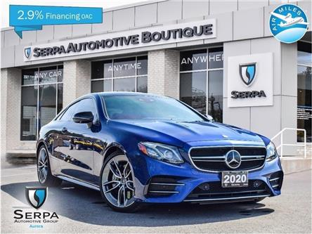 2020 Mercedes-Benz AMG E 53 Base (Stk: C1023) in Aurora - Image 1 of 26