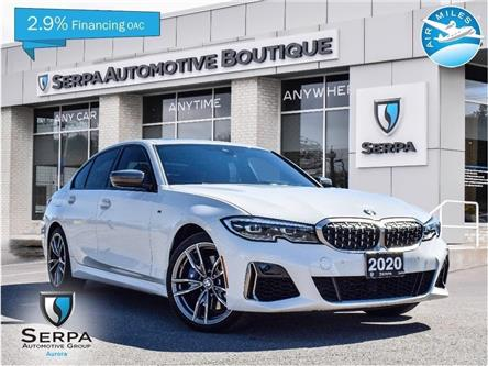 2020 BMW M340i xDrive (Stk: CP028) in Aurora - Image 1 of 28