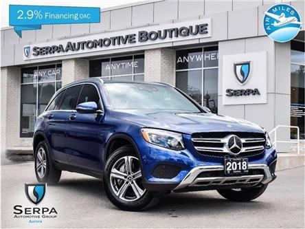 2018 Mercedes-Benz GLC 350e Base (Stk: CP020) in Aurora - Image 1 of 25