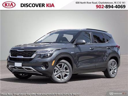 2021 Kia Seltos LX (Stk: S6717A) in Charlottetown - Image 1 of 23