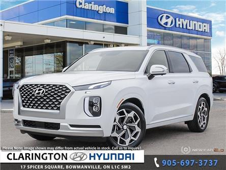 2021 Hyundai Palisade Ultimate Calligraphy (Stk: 20597) in Clarington - Image 1 of 24
