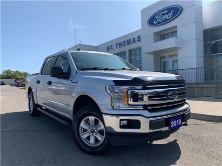 2019 Ford F-150 XLT (Stk: S0480B) in St. Thomas - Image 1 of 25