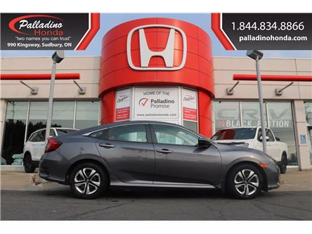 2018 Honda Civic LX (Stk: 22729A) in Sudbury - Image 1 of 28