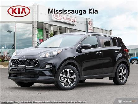2021 Kia Sportage LX (Stk: SP21007) in Mississauga - Image 1 of 24