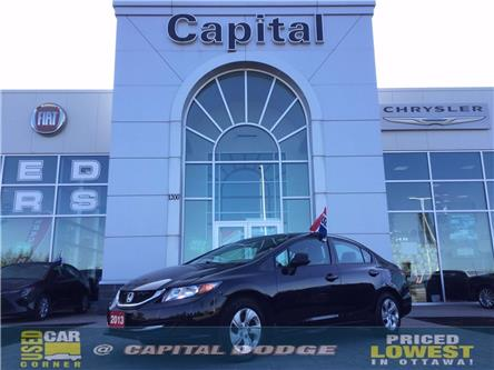 2013 Honda Civic LX (Stk: P2958A) in Kanata - Image 1 of 20