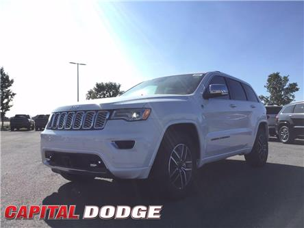 2020 Jeep Grand Cherokee Overland (Stk: L00646) in Kanata - Image 1 of 26
