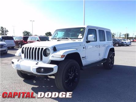 2021 Jeep Wrangler Unlimited Sahara (Stk: M00007) in Kanata - Image 1 of 22