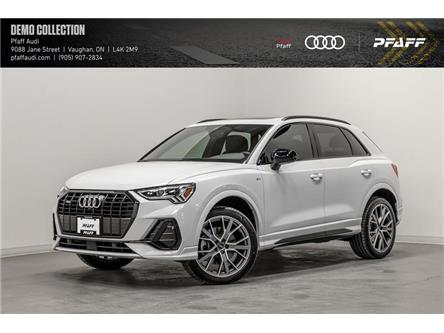 2021 Audi Q3 45 Technik (Stk: T18701) in Vaughan - Image 1 of 22