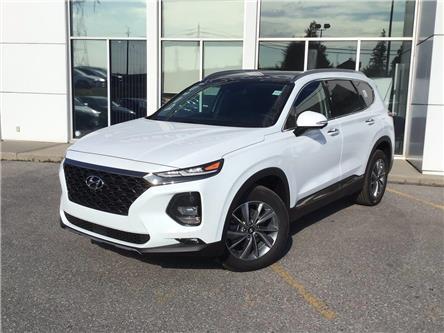 2020 Hyundai Santa Fe Luxury 2.0 (Stk: H12604) in Peterborough - Image 1 of 23